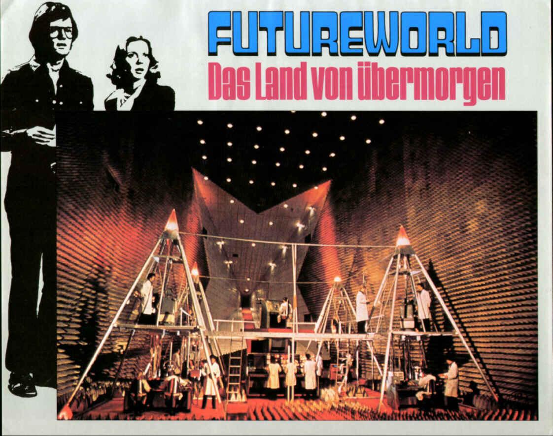 Futureworld Das Land Von übermorgen